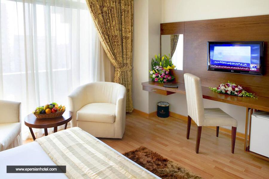 هتل لندمارک بنیاس دبی اتاق دو تخته