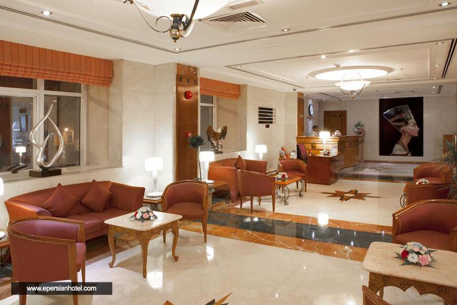 هتل لندمارک بنیاس دبی لابی