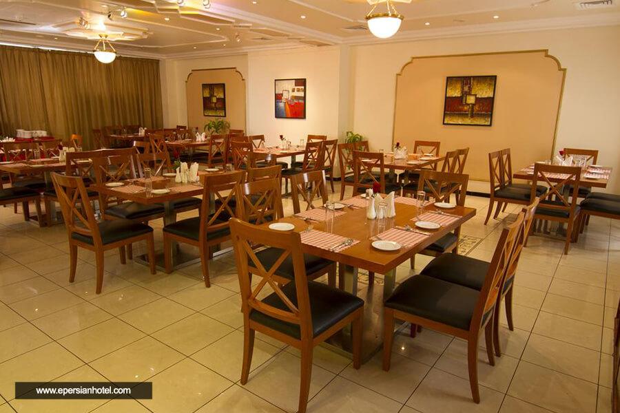 هتل لندمارک بنیاس دبی رستوران