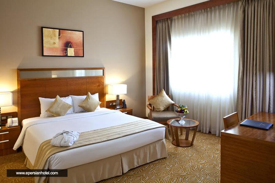 هتل لندمارک گرند دیره دبی اتاق دو تخته