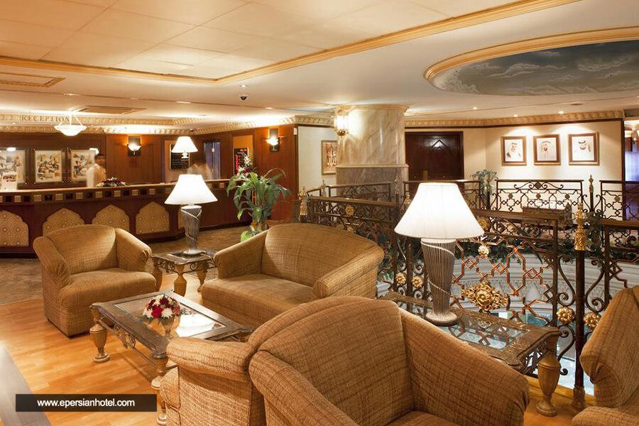 هتل لندمارک پلازا بنیاس دبی فضای داخلی