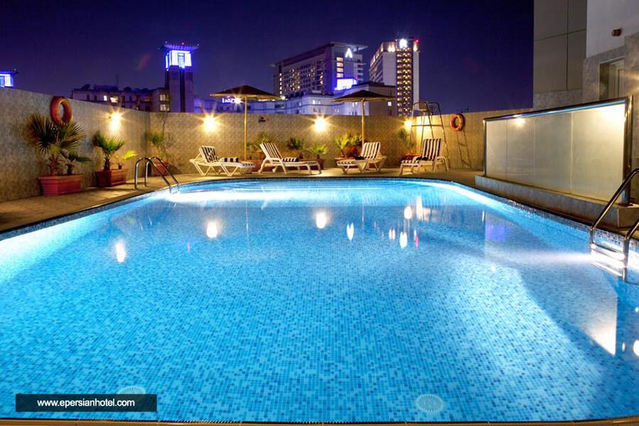 هتل لندمارک الرقه دبی ستخر