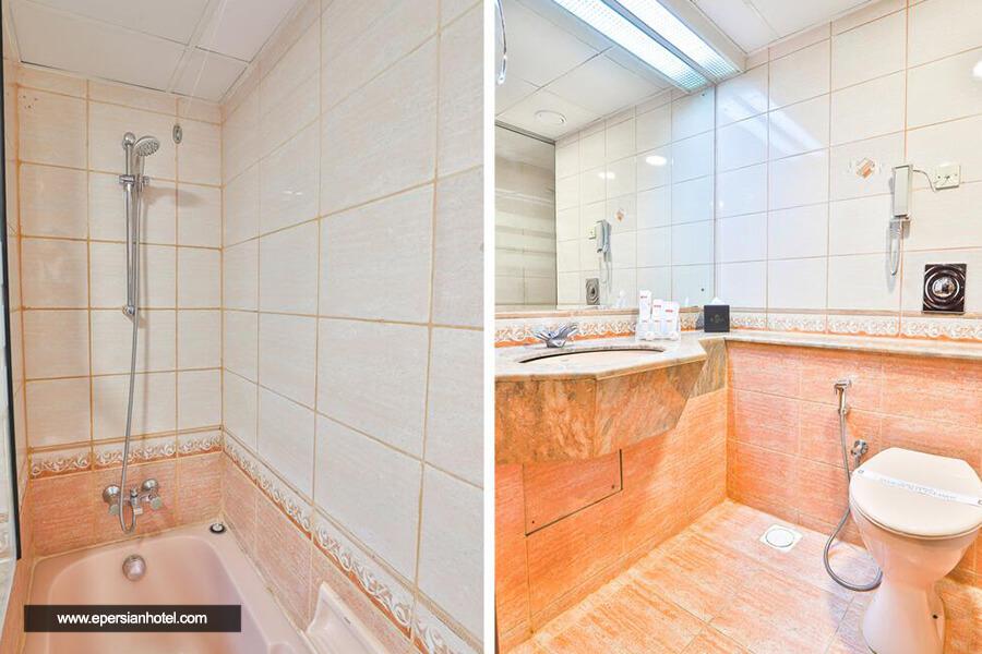 هتل لندمارک سامیت دبی حمام
