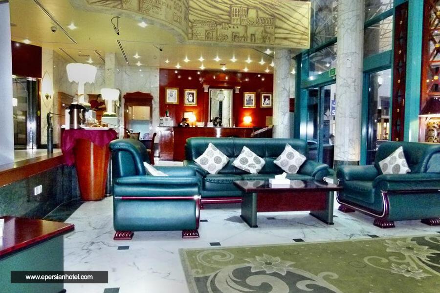 هتل مای فیر دبی لابی