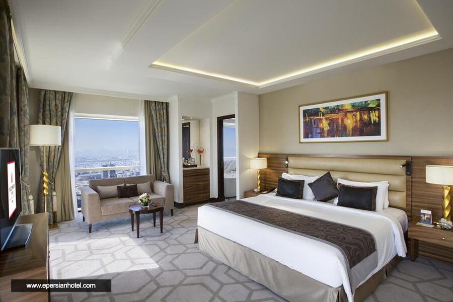هتل میلینیوم پلازا دبی اتاق دو تخته