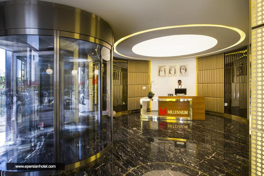 هتل میلینیوم پلازا دبی لابی