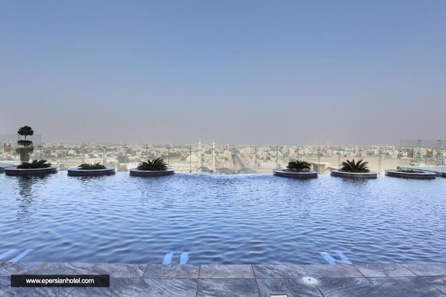 هتل میلینیوم پلازا دبی استخر