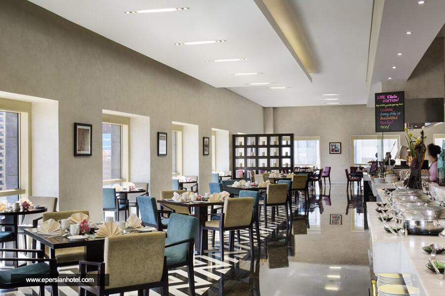 هتل میلینیوم پلازا دبی رستوران