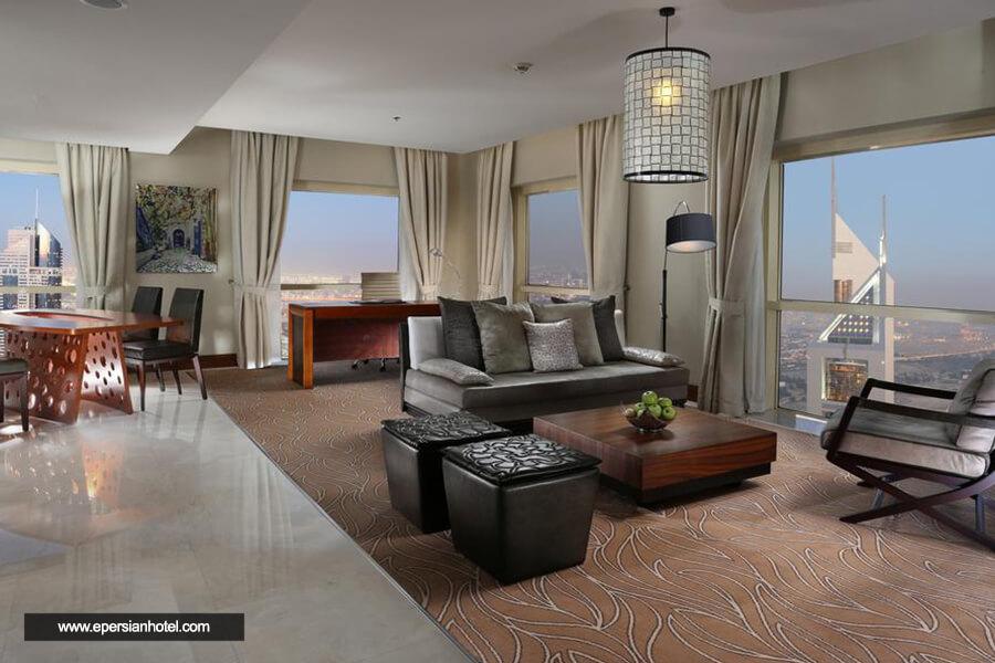 هتل میلینیوم پلازا دبی سوئیت