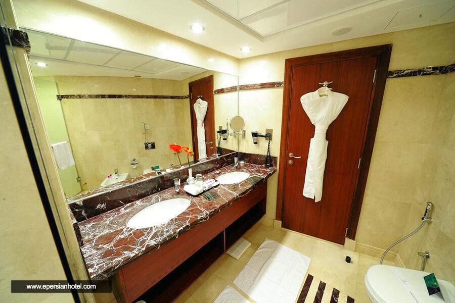 هتل موناکو دبی حمام