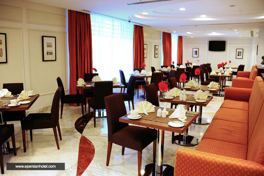 هتل موناکو دبی کافی شاپ