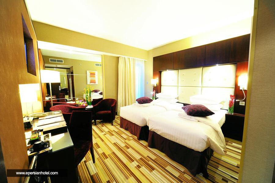 هتل موناکو دبی اتاق دو تخته