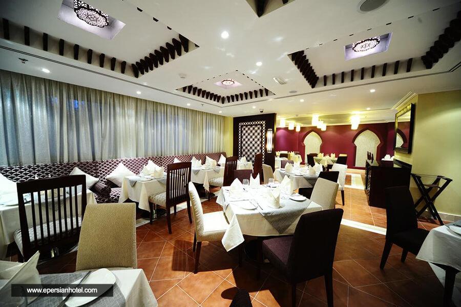 هتل موناکو دبی رستوران