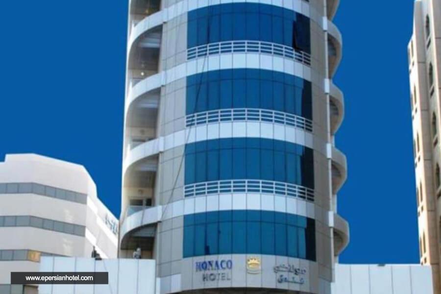 هتل موناکو دبی نما