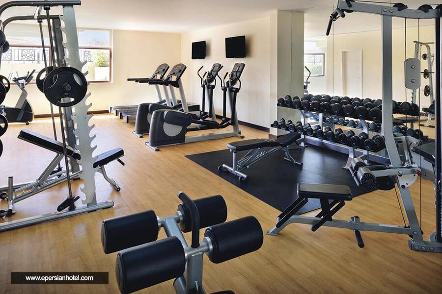 هتل آپارتمان موون پیک الممزر دبی باشگاه