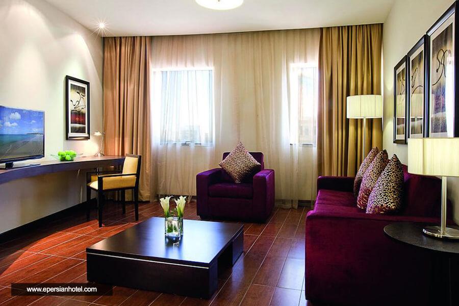 هتل آپارتمان موون پیک الممزر دبی سوئیت