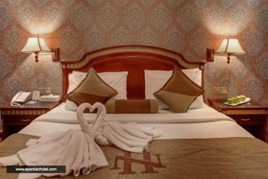 هتل نیهال دبی اتاق دو تخته