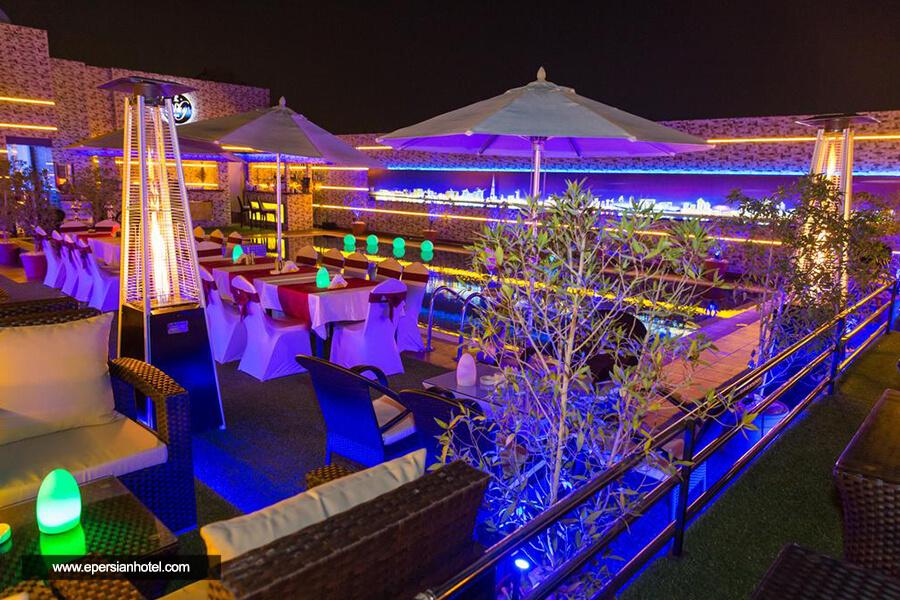 هتل ارکید دبی رستوران