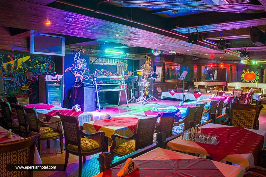 هتل رامی گست لاین دبی رستوران