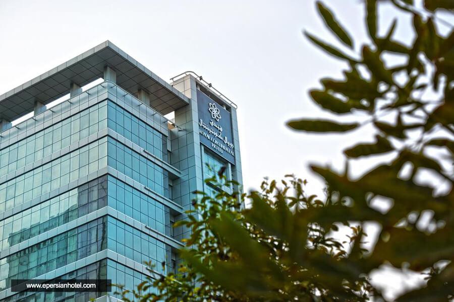 هتل رویال کانتیننتال دبی نما