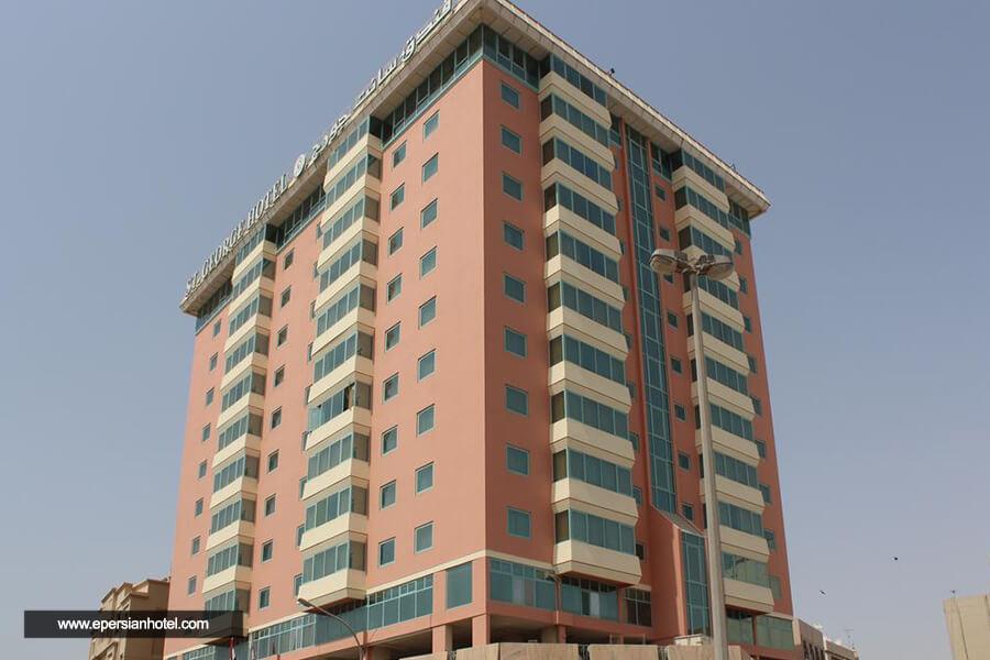 هتل اس تی جورج دبی نما