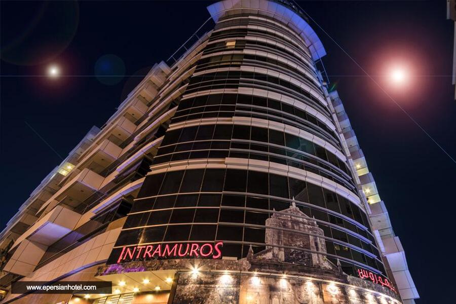 هتل آپارتمان استار مترو دیره دبی نما