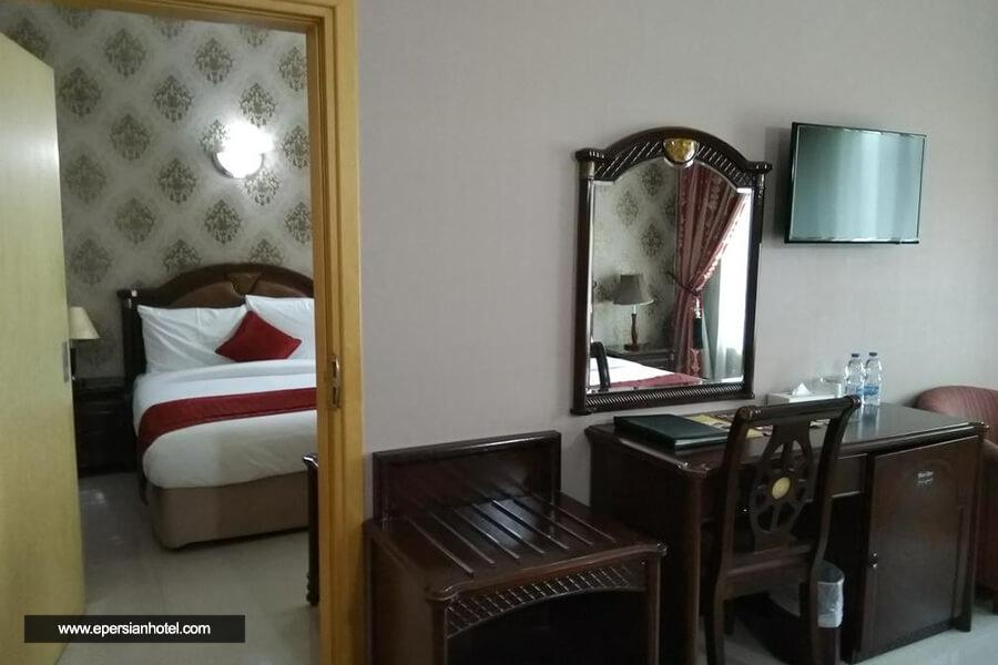 هتل سان اند سندز دبی اتاق