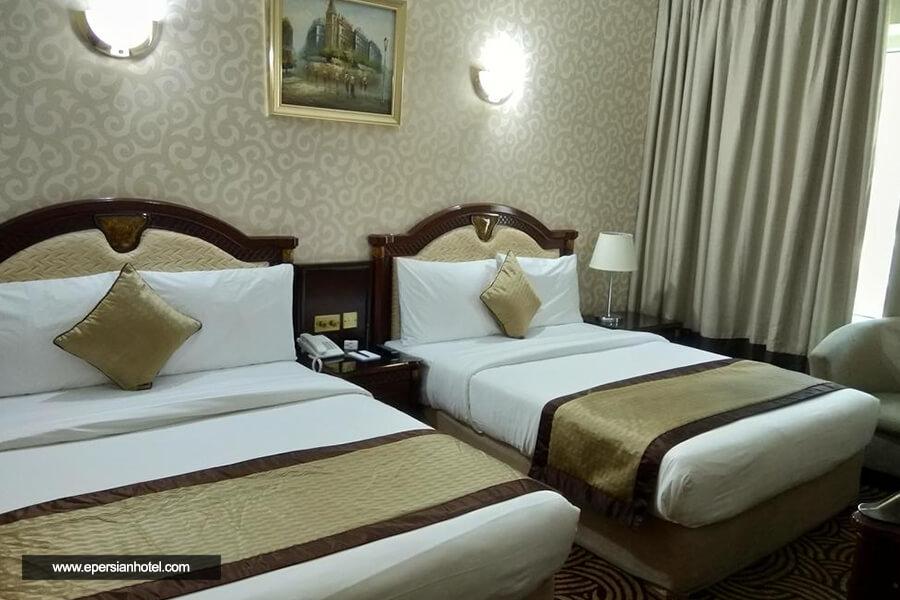 هتل سان اند سندز دبی اتاق دو تخته
