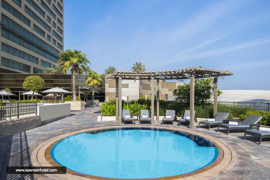 هتل سوئیسوتل الغریر دبی استخر