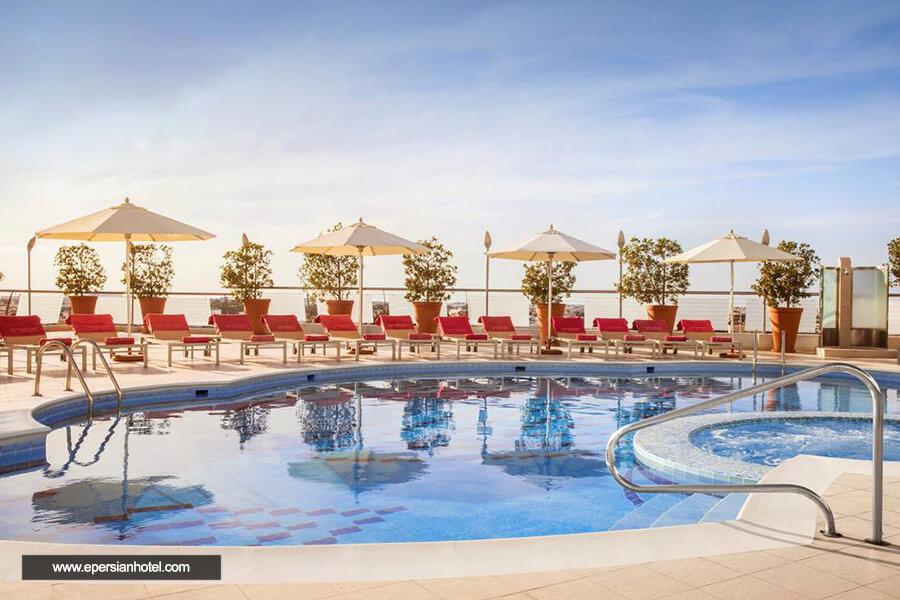 هتل تاورز روتانا دبی استخر