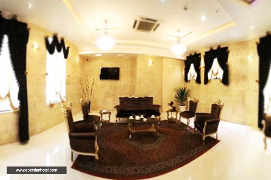هتل آپارتمان افتخار لابی