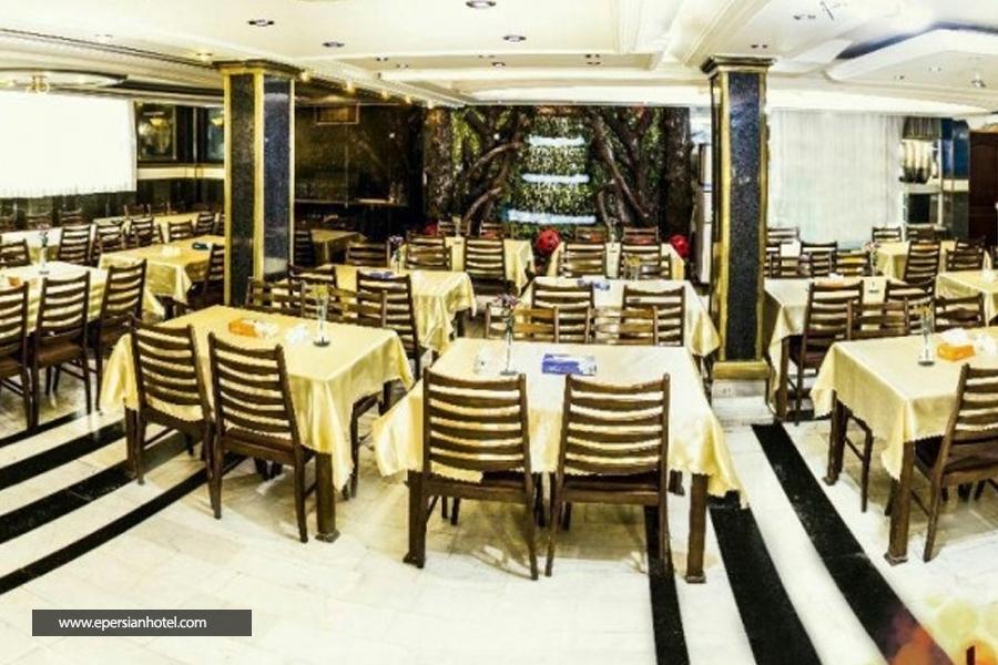 هتل ایلیا مشهد رستوران