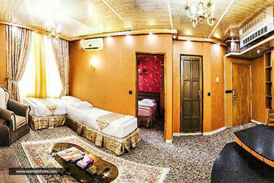 هتل ایلیا مشهد سوییت