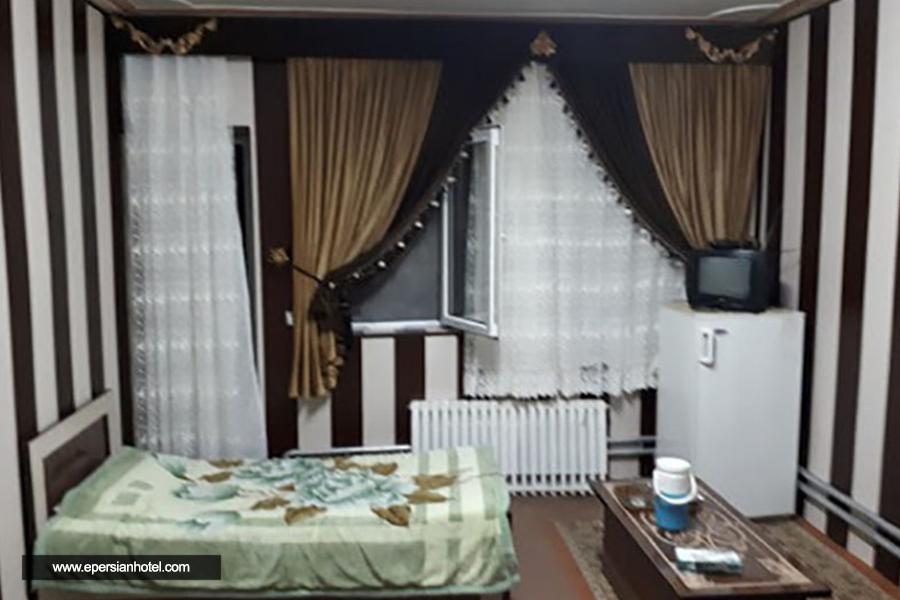 هتل ارم یاسوج اتاق یک تخته