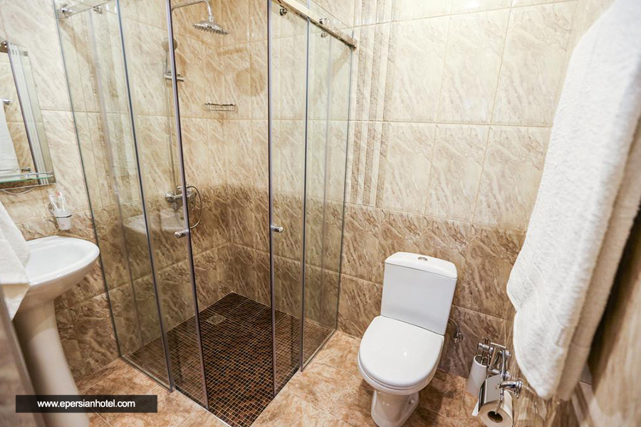 هتل آلبا ایروان حمام
