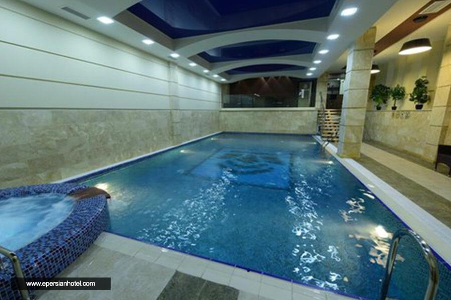هتل دیاموند هاوس ایروان استخر
