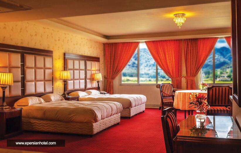 هتل اسپیناس آستارا اتاق