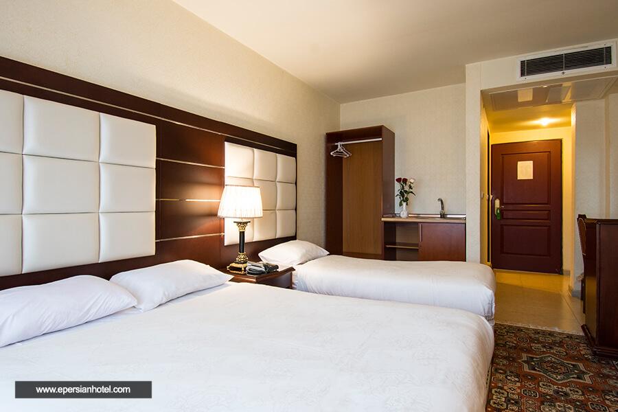 هتل اسپیناس آستارا اتاق سه تخته