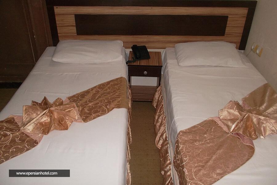 هتل استقلال مشهد اتاق دو تخته
