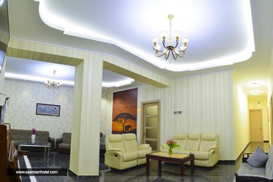هتل یورلاکس تفلیس لابی