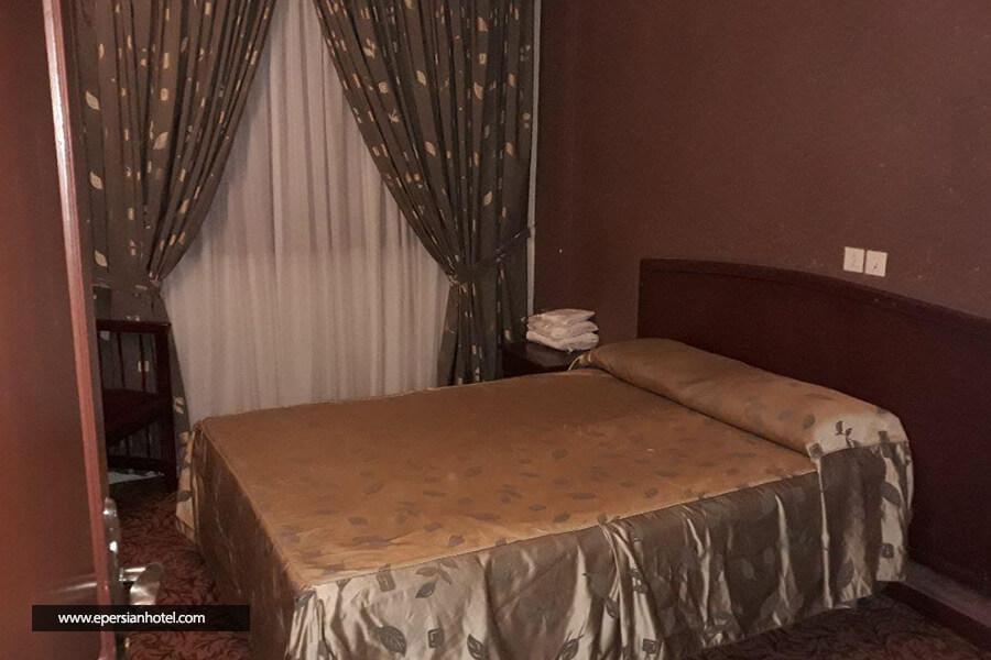 هتل فجر مشهد اتاق دو تخته دابل