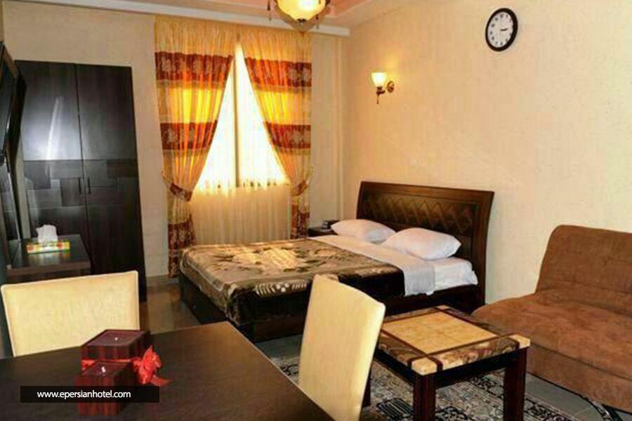 هتل فرهاد  مشهد
