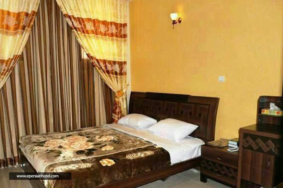 هتل فرهاد مشهد اتاق دابل