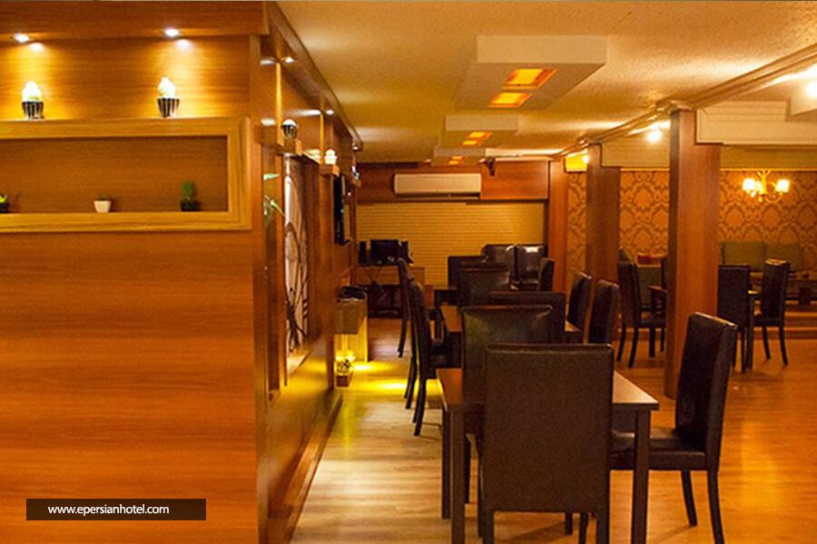 هتل فرید مشهد کافی شاپ