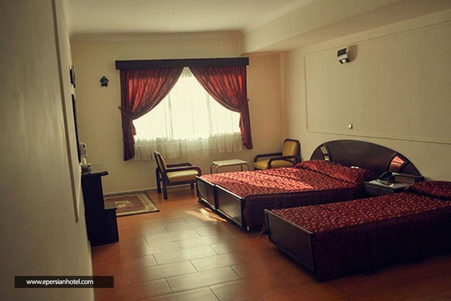 هتل فرید مشهد اتاق سه تخته