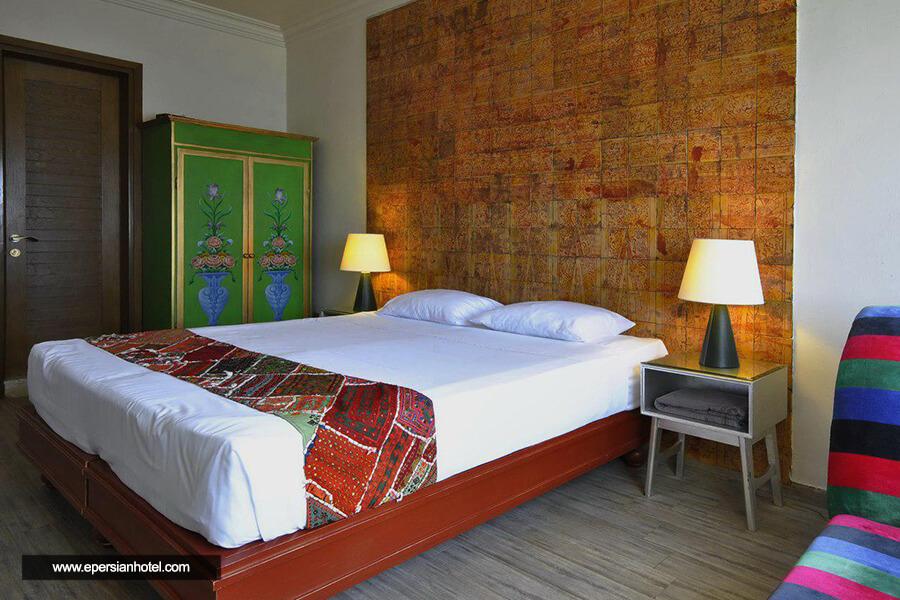 هتل فردوس مشهد آپارتمان دو تخته