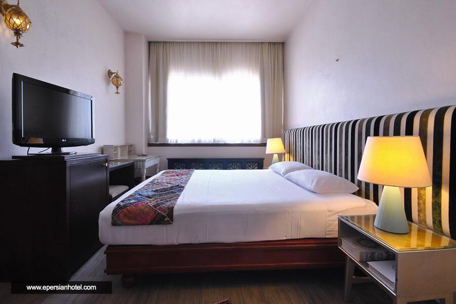 هتل فردوس مشهد اتاق دو.تخته