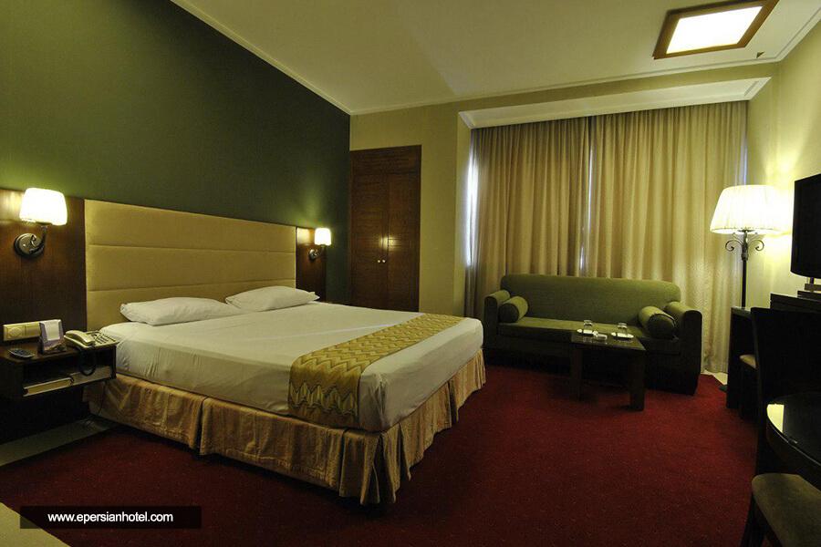 هتل فردوس مشهد اتاق دو تخته رویال