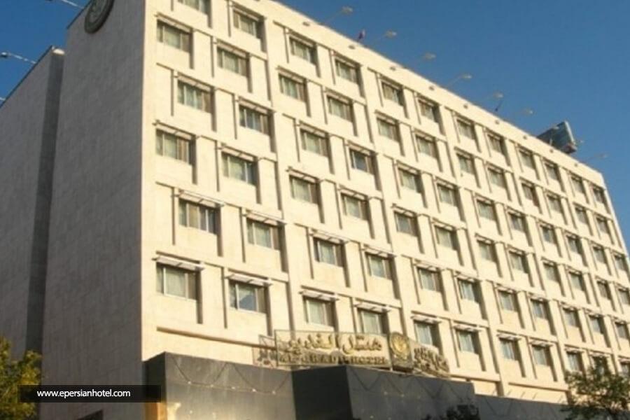 هتل الغدیر مشهد نمای بیرونی