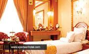 اتاق اتاق سینگل هتل قصر طلایی مشهد